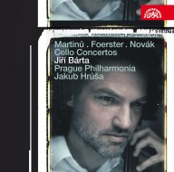 Martin,B. / Foerster, J.B./ Novk,J.: Cello Concertos
