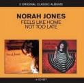 Jones, Norah: Feels Like Home / Not Too Late
