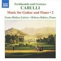 Carulli, Ferdinando: Music for Guitar and Piano Vol 2