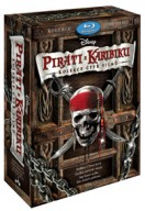 Piráti z Karibiku 1 - 4 (Kolekce)  (Pirates of the Caribbean 1-4)