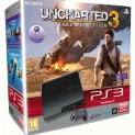 Konzole Playstation 3 320 GB+Uncharted 3