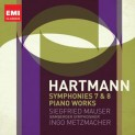 Hartmann, Karl Amadeus: Symphonies Nos. 7 & 8 / Piano Works