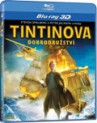 Tintinova dobrodružství 3D (The Adventures Of Tintin)