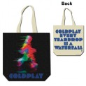 Coldplay - Fuzzy Man (Tote Bag)