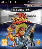 Jak and Daxter The Trilogy