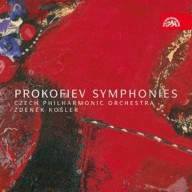 Prokofiev, Sergej: Symfonie (komplet), Skytsk suita