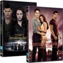 Twilight sága: Rozbřesk 1+2 (The Twilight Saga: Breaking Dawn)