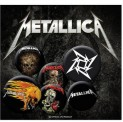 Metallica (button badges)