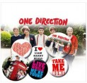 One Direction Album (Global) (button badges)