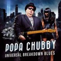 Chubby, Popa: Universal Breakdown Blues - LP