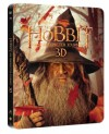 Hobit: Neočekávaná cesta 2D+3D (4BRD) Steelbook  (The Hobbit: An Unexpected Journey)