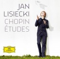 Lisiecki, Jan: Chopin tudes - CD