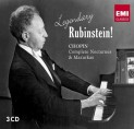 Rubinstein, Arthur: Legendary Rubinstein - Chopin