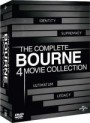 Bourneova kolekce 1-4 ( Bourne Collection ) - DVD