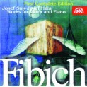 Fibich, Zdeněk: Works For Viola and Piano