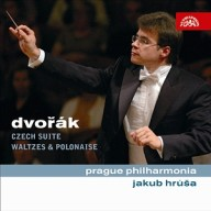 Dvok, Antonn: Czech Suite Op. 39, Waltzes, Polonaise in E-flat Major