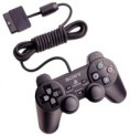 Dual Shock 2 (PS2) černý - PS2