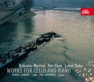 Martinů, Bohuslav: Works for Cello and Piano
