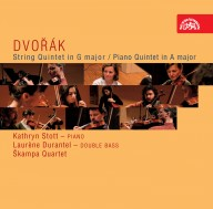 Dvok, A.: String Quintet in G Major / Piano Quintet in A Major