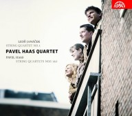 Janáček, Leoš: String Quartet No. 1 & String Quartets 1, 3