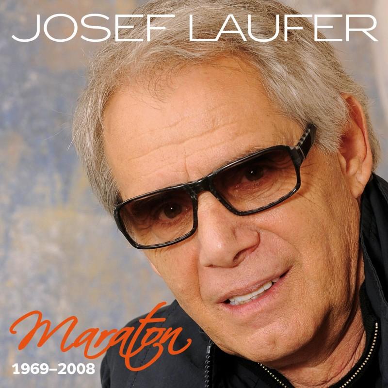 Laufer: Josef Laufer : Maraton 1969 - 2008 - CD