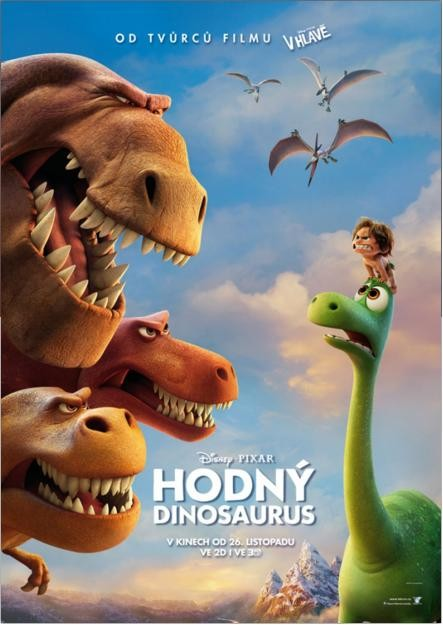 Re: Hodný dinosaurus / Good Dinosaur, The (2015)