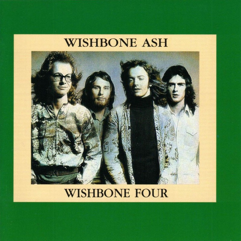 Wishbone Ash No Easy Road - Blowin' Free