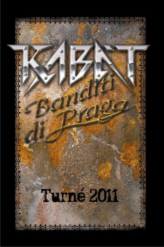 Kabát   Banditi di Praga  Turné 2011 - DVD  4109d27b1d1