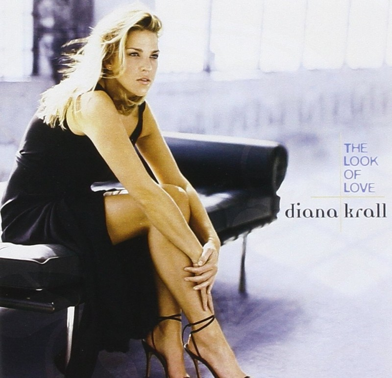Love Is Here To Stay Tony Bennett Diana Krall: Diana Krall : The Look Of Love - CD