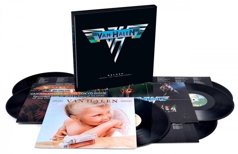 Van Halen   Deluxe (Van Halen 1984 Tokyo Dome) - LP  940166eb84