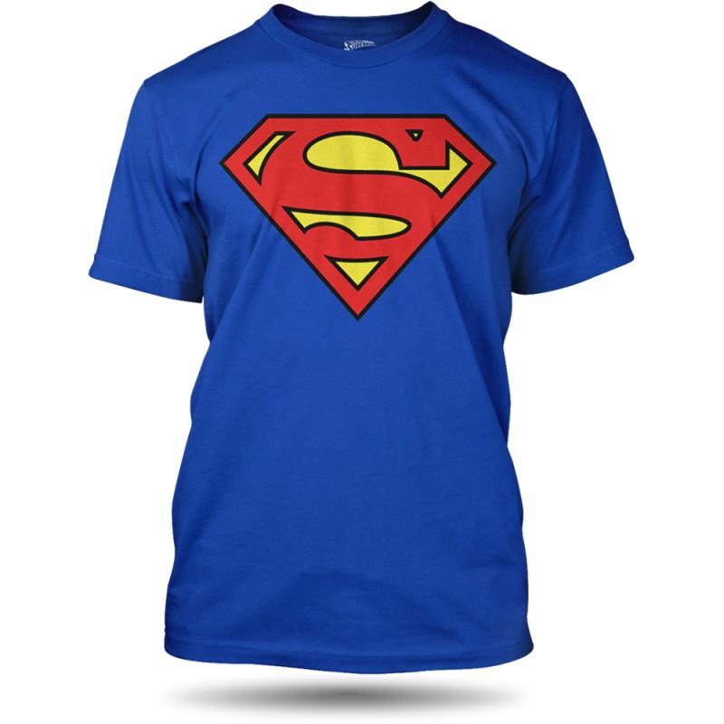 Superman - Logo (modré) de3ffc61ae