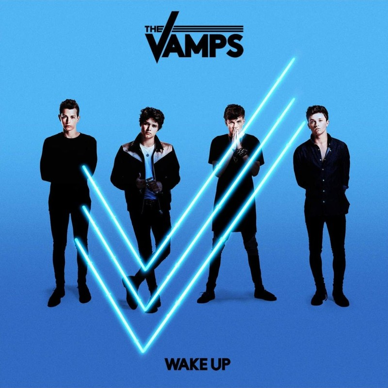 The Vamps Wake Up Deluxe Edition Cd Dvd Bontonland Cz