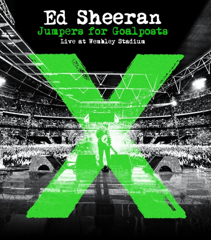 Ed Sheeran Jumpers For Goalposts Live At Wembley