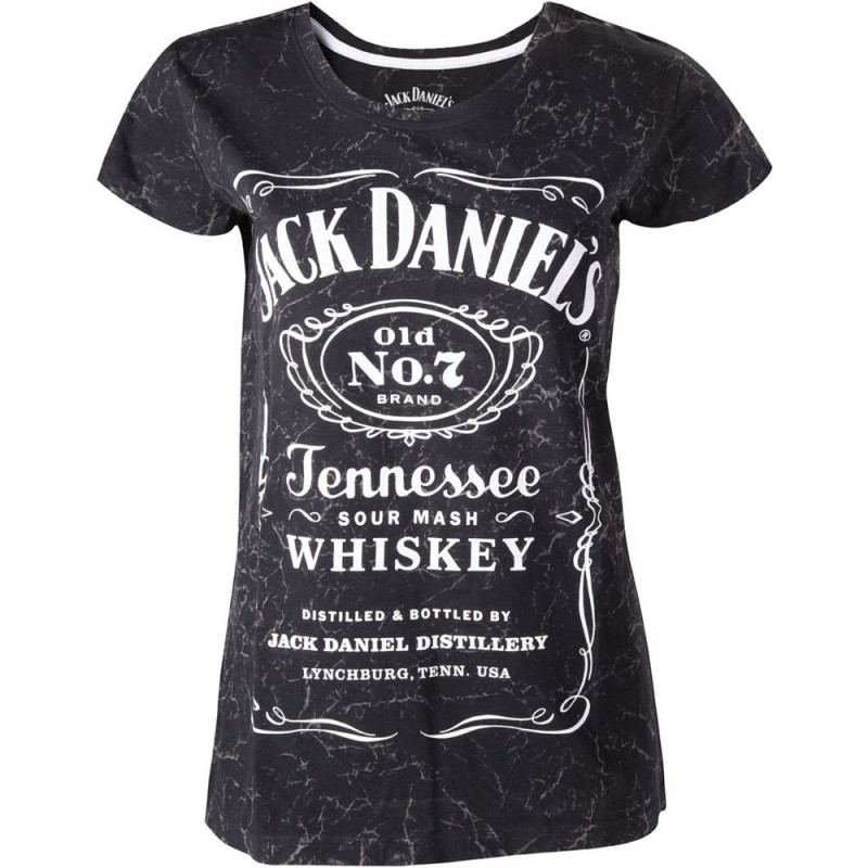 34c617be9a13 Jack Daniels - Marble Wash Effect