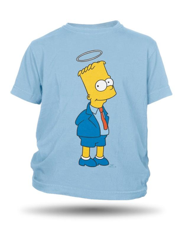 5322a151340 Simpsons - Bart Anděl