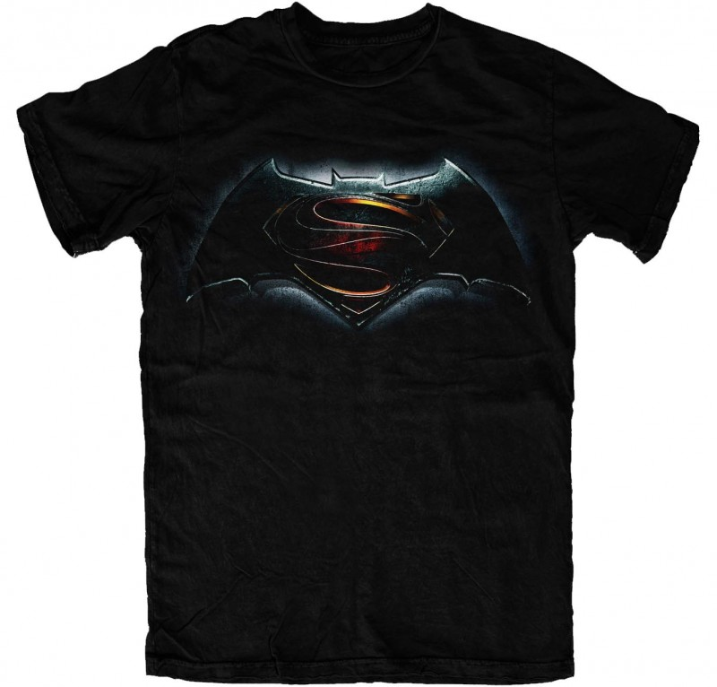 bd9d2e552b5a Batman Vs. Superman - Logo