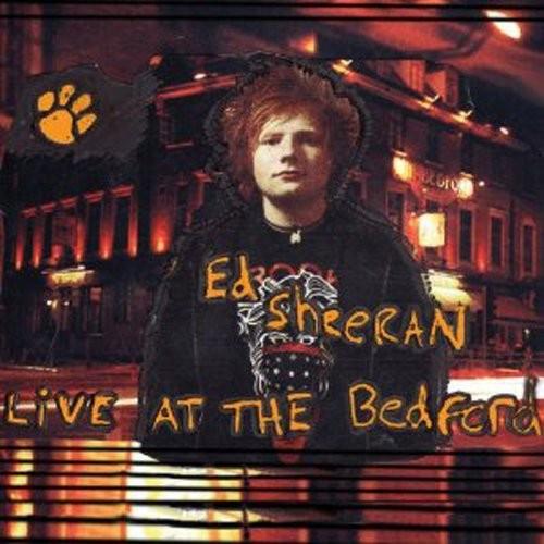 Ed Sheeran Live At The Bedford Lp Bontonland Cz