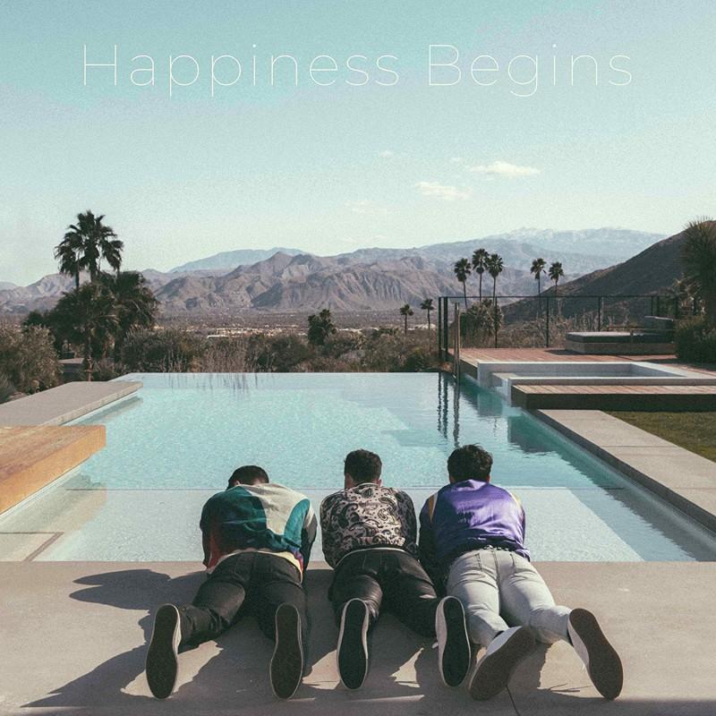 Výsledek obrázku pro Jonas Brothers - Happiness Begins