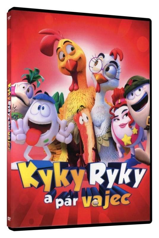 Ryky S Scenery Tutorial: Kyky Ryky A Pár Vajec - DVD