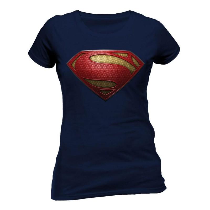 5c1380b4cfaa Superman - Man Of Steel - Textured Logo