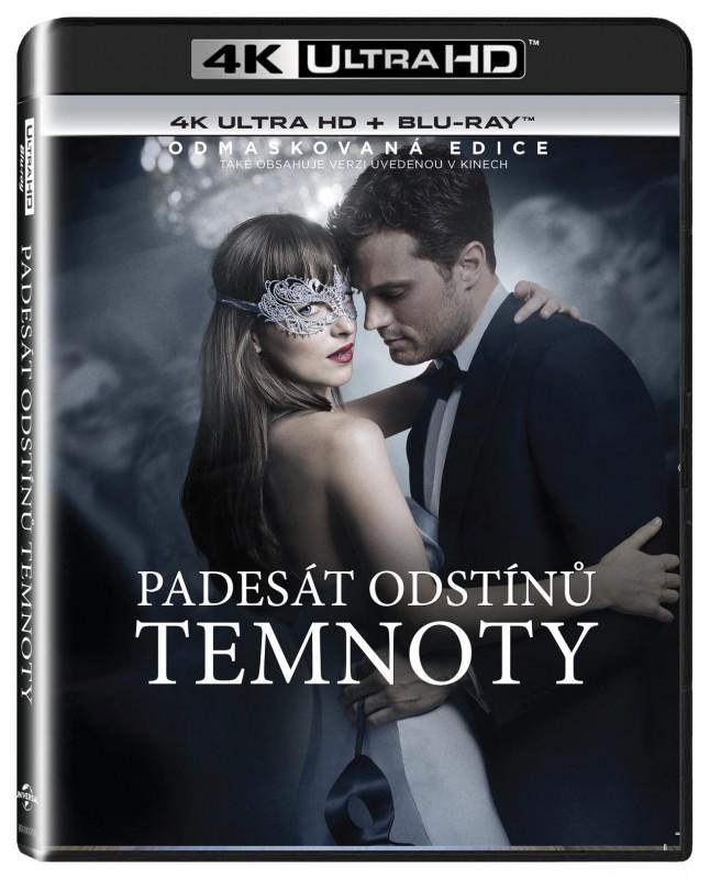 c474799fb Padesát odstínů temnoty (UHD/Blu-ray) (Fifty Shades Darker (UHD/Blu ...