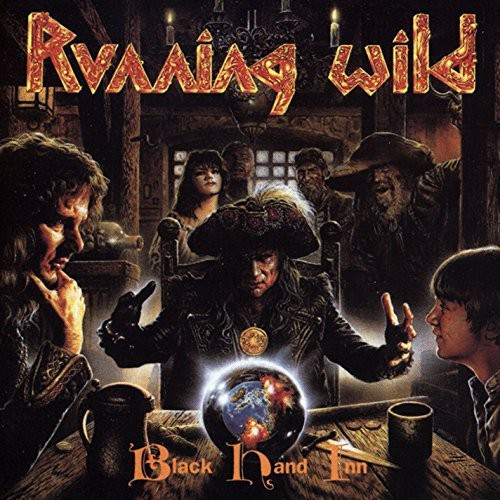 Running Wild Black Hand Inn Expanded Edition Cd