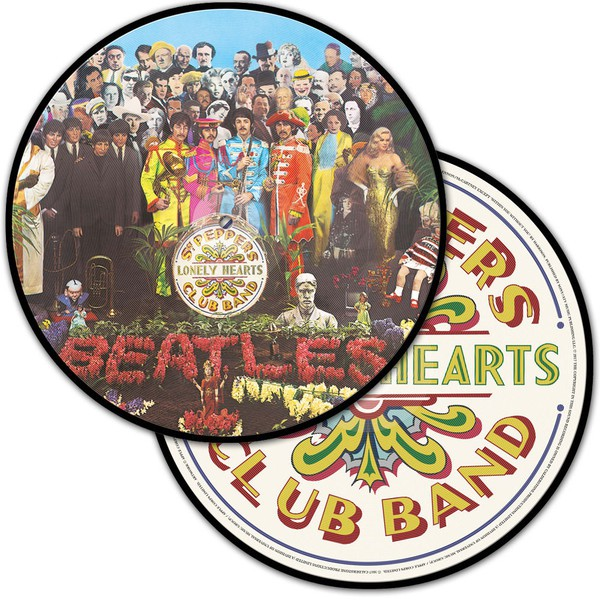 Beatles Sgt Pepper S Lonely Hearts Club Band Picture