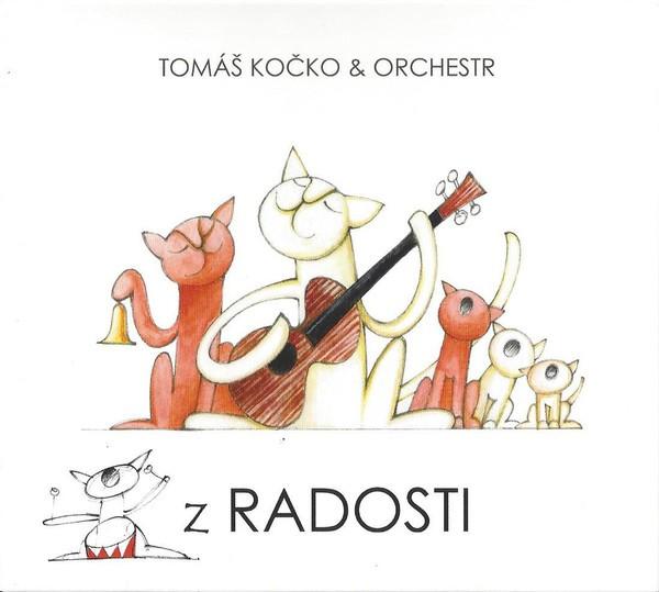 Tomáš Kočko   Z Radosti - CD  86d5638213d