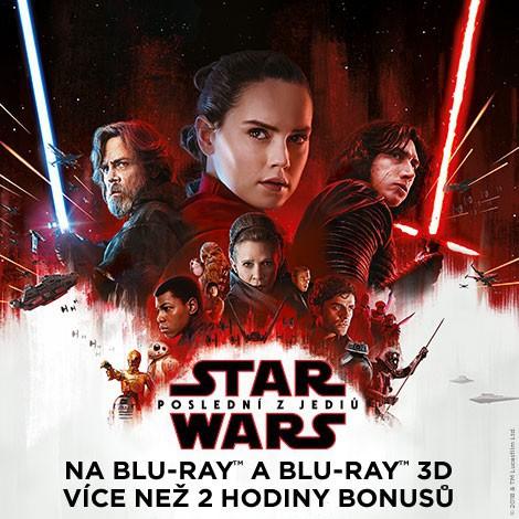 Star Wars - Poslední z Jediů (The Last Jedi)