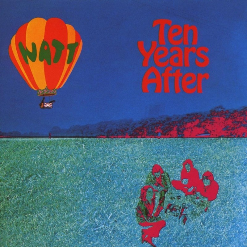 Ten Years After Watt Cd Bontonland Cz
