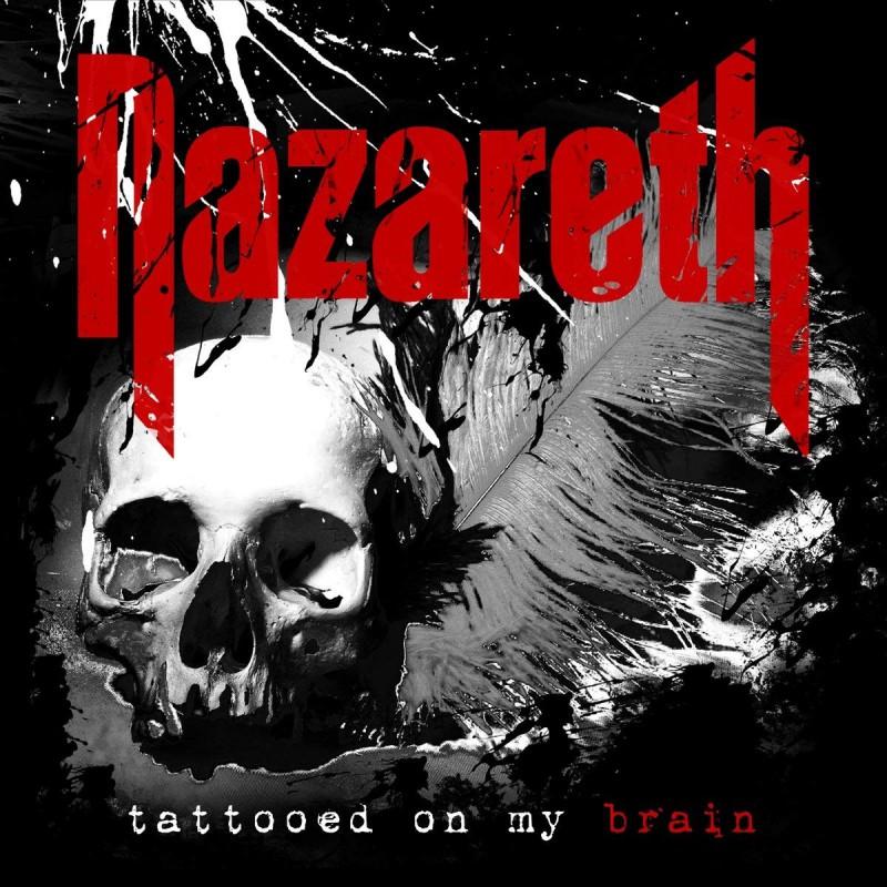 Nazareth Tattooed On My Brain Cd Bontonland Cz
