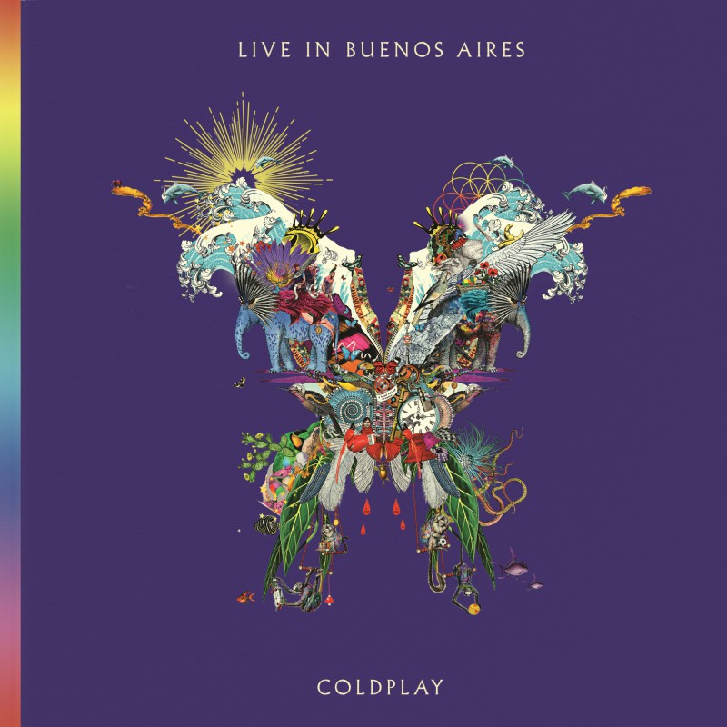 coldplay live in buenos aires dvd download