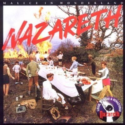 Nazareth Malice In Wonderland Cd Bontonland Cz