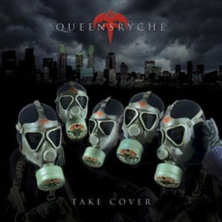 Queensryche Take Cover Cd Bontonland Cz